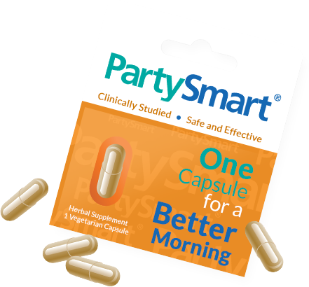 PartySmart One Capsule for Better Morning